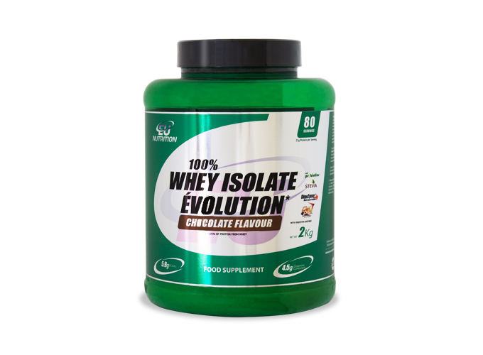 EU_Whey Isolate Évolution