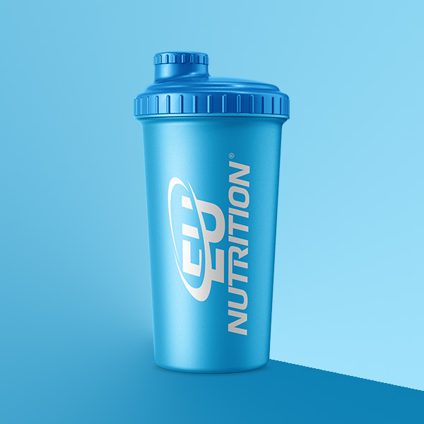 Shaker EU Nutrition Blue