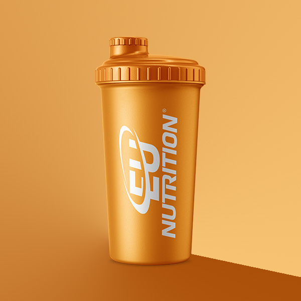 Shaker EU Nutrition Orange