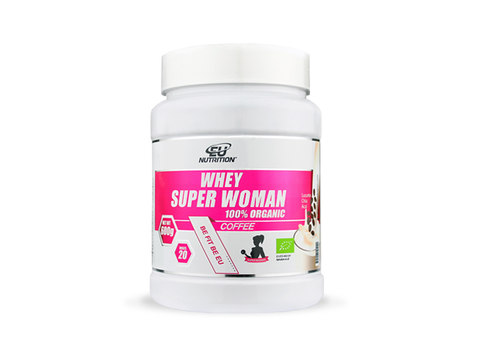 Whey Super Woman