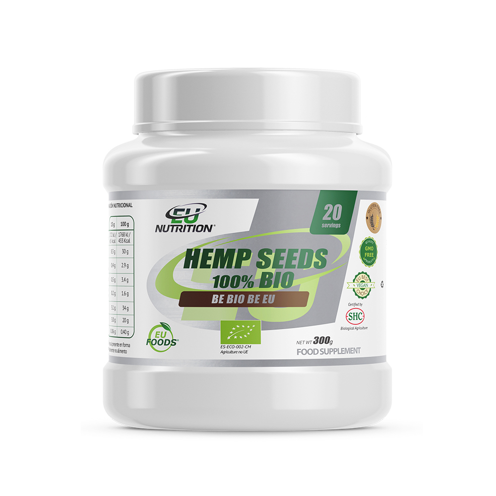 Hemp Seeds (Cânhamo)