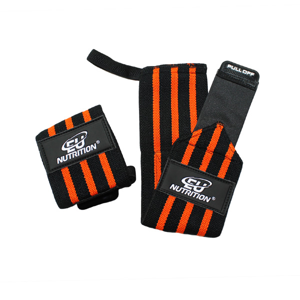 Ligaduras de pulso (Wrist Wraps) B/Orange