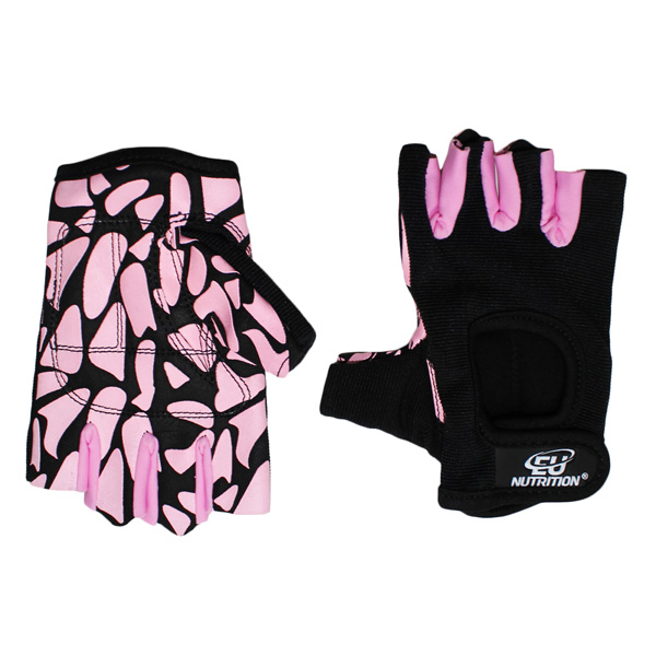 Guantes de Mujer Pink Black