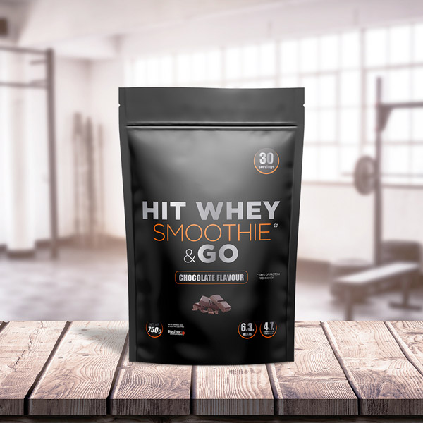 Hit Whey Smoothie & Go