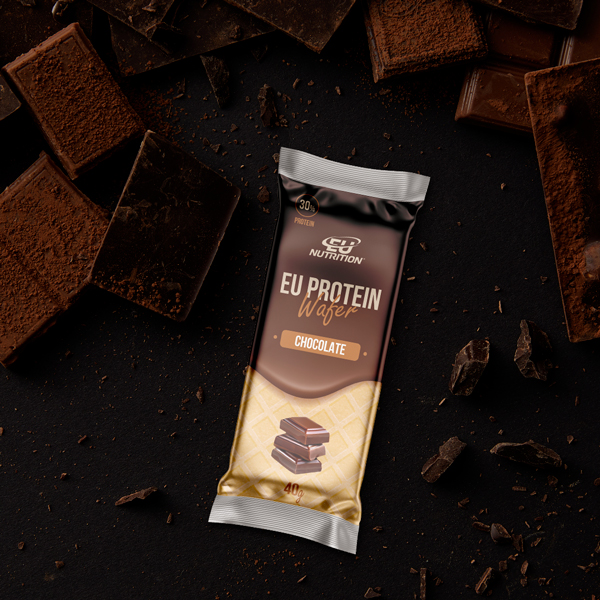 EU PROTEIN WAFER chocolate