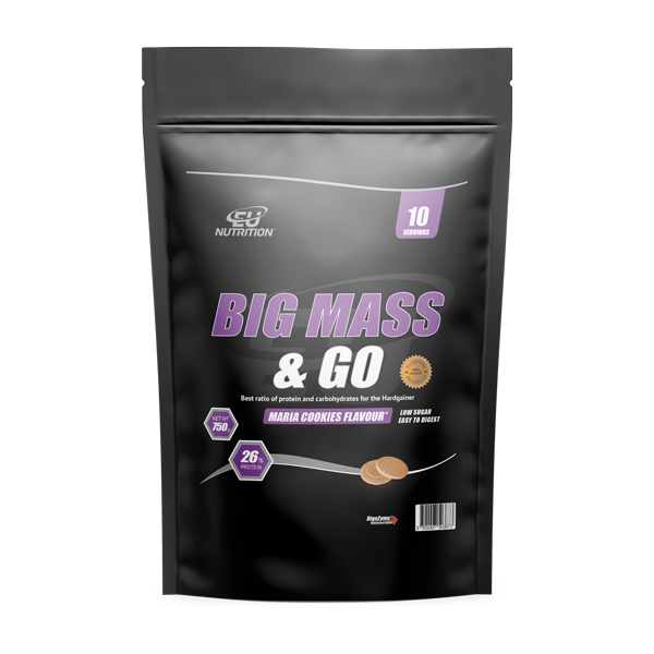 Big Mass & Go