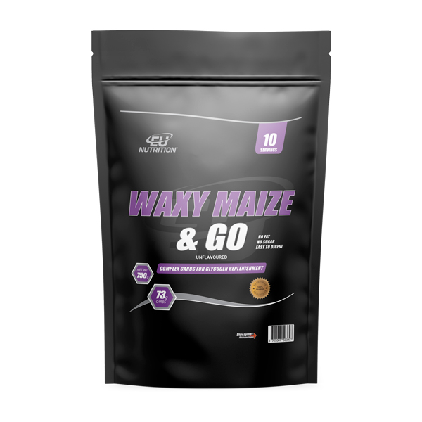 Waxy Maize & Go 750g