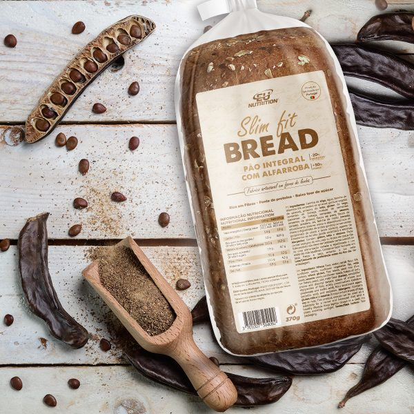 Slim Fit Bread Alfarroba