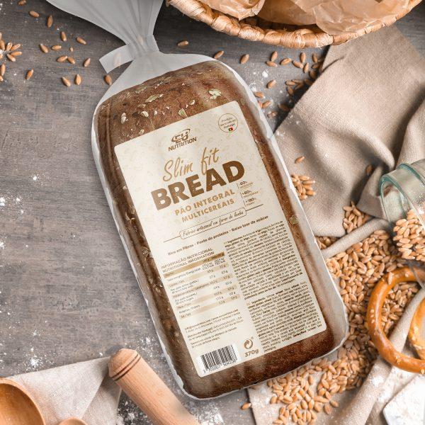 Slim Fit Bread Multicereais