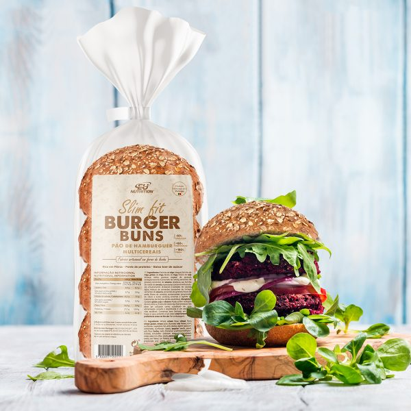 Slim Fit Bread Burguer