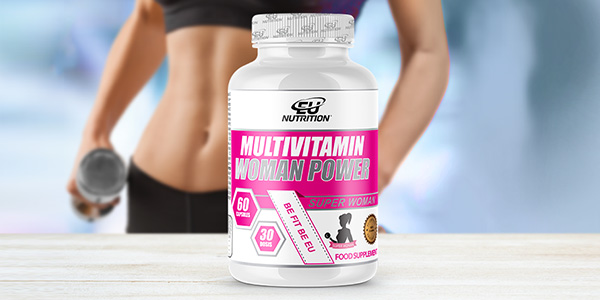 Multivitamin Woman Power