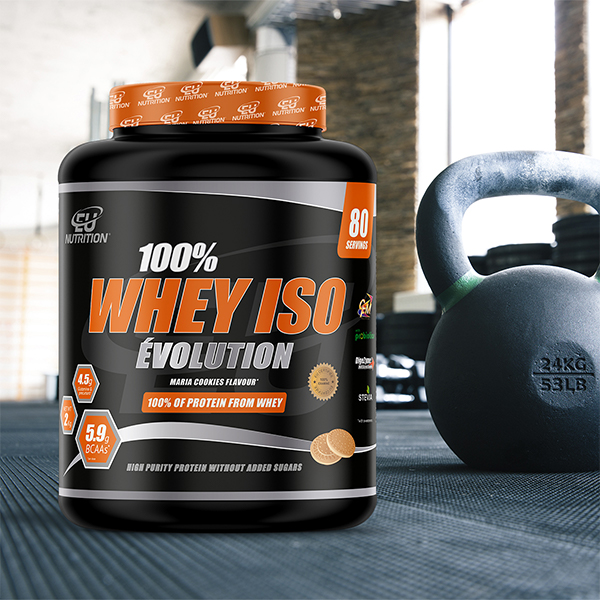 100% Whey Isolate Évolution 2 Kg