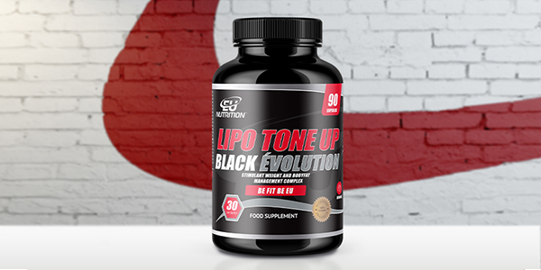 Lipo Tone Up Black Évolution